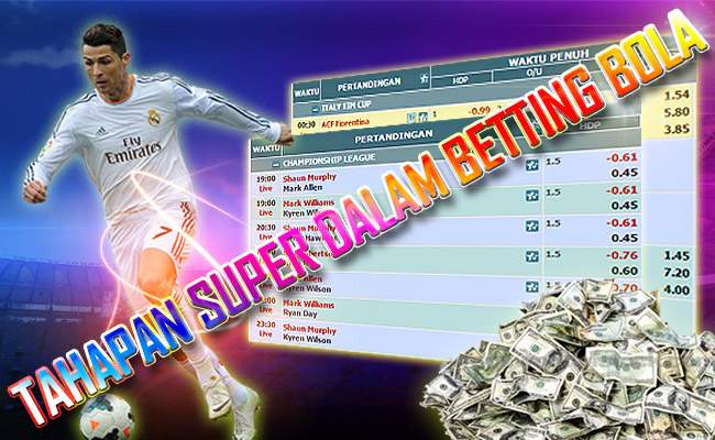 Registrasi Akun Judi Bola Mr8